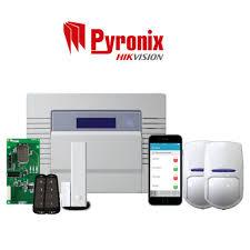 Pyronix wireless alarm